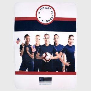 NWT Team USA Olympic USWNT Throw Blanket
